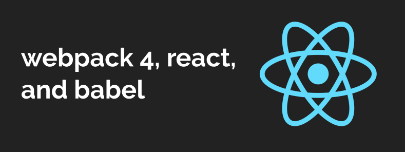 webpack4-react-andbabel