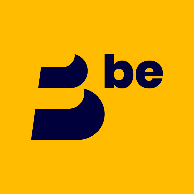 Logo of be